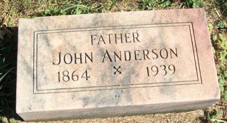 ANDERSON, JOHN - Plymouth County, Iowa | JOHN ANDERSON