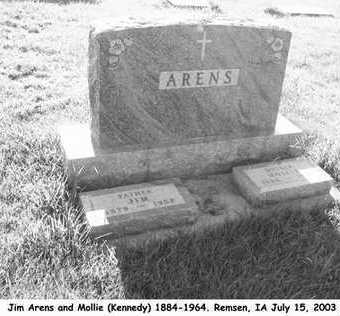 ARENS, MOLLIE - Plymouth County, Iowa | MOLLIE ARENS