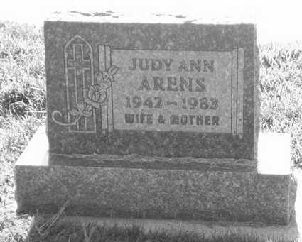 ARENS, JUDY ANN - Plymouth County, Iowa | JUDY ANN ARENS