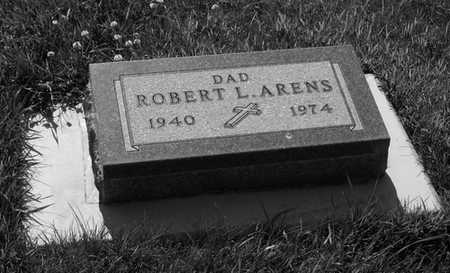 ARENS, ROBERT L. - Plymouth County, Iowa   ROBERT L. ARENS