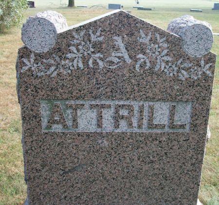 ATTRILL, EVA - Plymouth County, Iowa   EVA ATTRILL