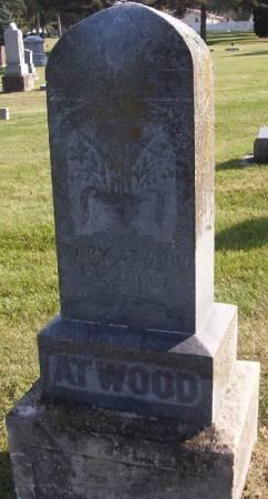 ATWOOD, MARY - Plymouth County, Iowa | MARY ATWOOD