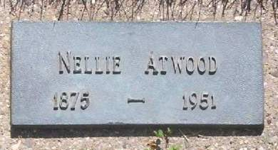 ATWOOD, NELLIE - Plymouth County, Iowa   NELLIE ATWOOD
