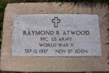 ATWOOD, RAYMOND R. - Plymouth County, Iowa   RAYMOND R. ATWOOD