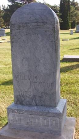 ATWOOD, WILLIAM - Plymouth County, Iowa | WILLIAM ATWOOD