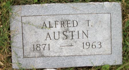AUSTIN, ALFRED T. - Plymouth County, Iowa | ALFRED T. AUSTIN