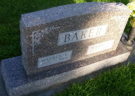 REXROAT BAKER, MARVIS - Plymouth County, Iowa | MARVIS REXROAT BAKER