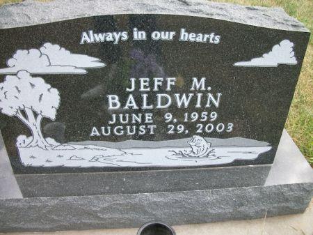 BALDWIN, JEFF M. - Plymouth County, Iowa | JEFF M. BALDWIN