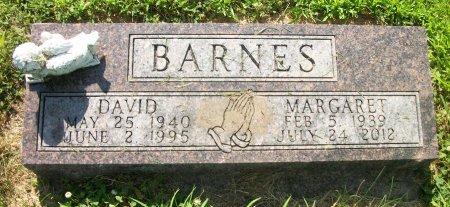 BARNES, MARGARET - Plymouth County, Iowa   MARGARET BARNES