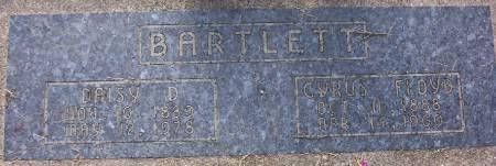 BARTLETT, CYRUS FLOYD - Plymouth County, Iowa | CYRUS FLOYD BARTLETT