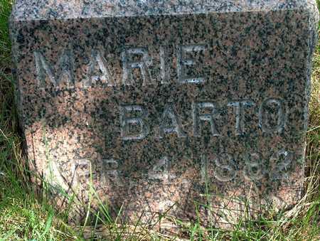 BARTO, MARIE - Plymouth County, Iowa | MARIE BARTO