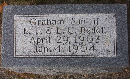 BEDELL, GRAHAM - Plymouth County, Iowa | GRAHAM BEDELL