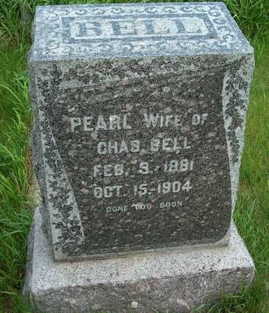 BELL, PEARL - Plymouth County, Iowa | PEARL BELL