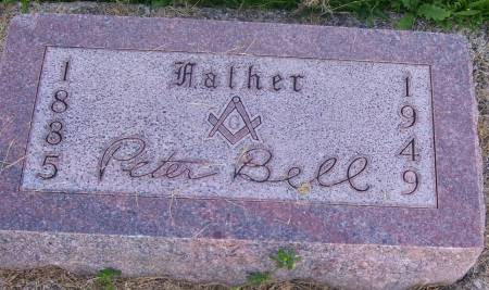 BELL, PETER - Plymouth County, Iowa | PETER BELL