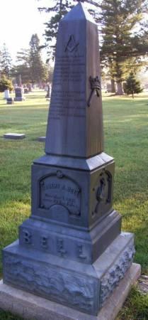 BELL, ROBERT A. - Plymouth County, Iowa   ROBERT A. BELL
