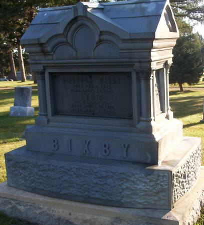 BIXBY, LYDIA - Plymouth County, Iowa | LYDIA BIXBY