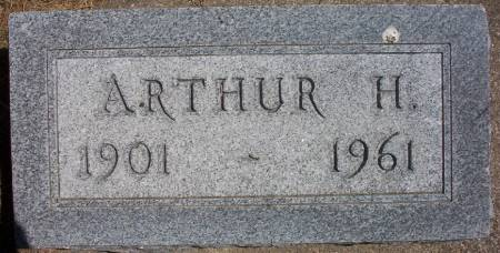 BLUE, ARTHUR H. - Plymouth County, Iowa | ARTHUR H. BLUE