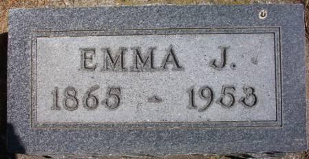 BLUE, EMMA JANE - Plymouth County, Iowa | EMMA JANE BLUE
