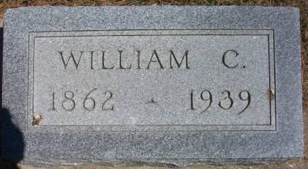 BLUE, WILLIAM C. - Plymouth County, Iowa | WILLIAM C. BLUE