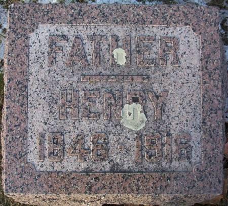 BOCK, HENRY - Plymouth County, Iowa | HENRY BOCK