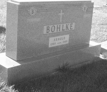 BOHLKE, ARNOLD - Plymouth County, Iowa | ARNOLD BOHLKE
