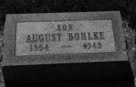 BOHLKE, AUGUST - Plymouth County, Iowa | AUGUST BOHLKE