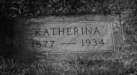 BOHLKE, KATHERINA - Plymouth County, Iowa | KATHERINA BOHLKE