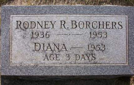 BORCHERS, DIANA - Plymouth County, Iowa | DIANA BORCHERS