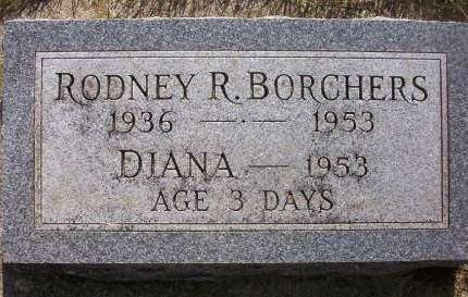 BORCHERS, RODNEY - Plymouth County, Iowa | RODNEY BORCHERS