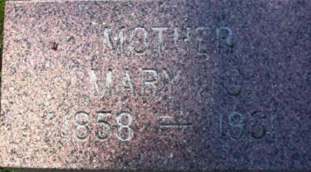BOWERS, MARY G. - Plymouth County, Iowa   MARY G. BOWERS