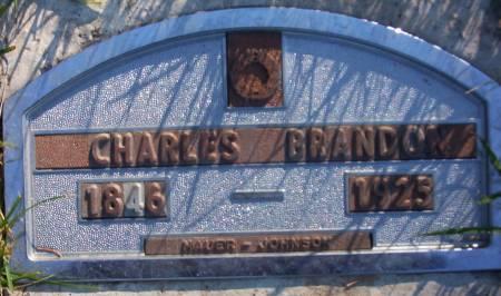 BRANDON, CHARLES - Plymouth County, Iowa | CHARLES BRANDON