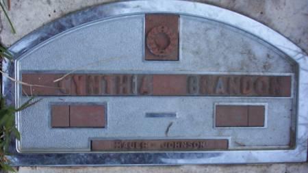 BRANDON, CYNTHIA - Plymouth County, Iowa | CYNTHIA BRANDON