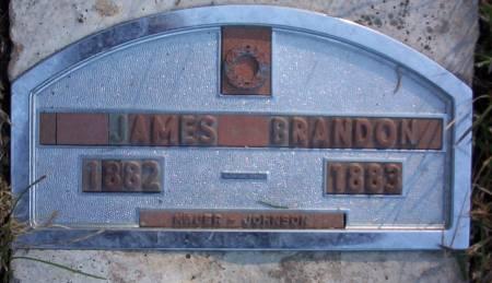 BRANDON, JAMES - Plymouth County, Iowa | JAMES BRANDON