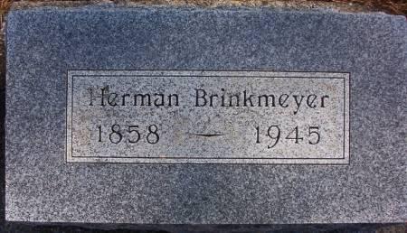 BRINKMEYER, HERMAN - Plymouth County, Iowa | HERMAN BRINKMEYER