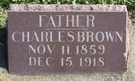 BROWN, CHARLES - Plymouth County, Iowa | CHARLES BROWN