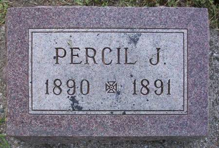 BROWN, PERCIL J. - Plymouth County, Iowa | PERCIL J. BROWN