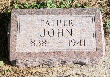 BRYANT, JOHN - Plymouth County, Iowa | JOHN BRYANT