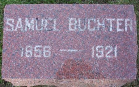 BUCHTER, SAMUEL, JR. - Plymouth County, Iowa   SAMUEL, JR. BUCHTER