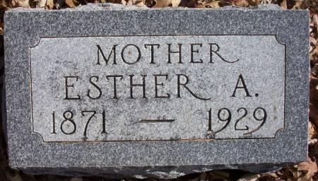 MCLAIN BULLINGTON, ESTHER ANN M. - Plymouth County, Iowa | ESTHER ANN M. MCLAIN BULLINGTON