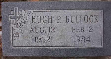 BULLOCK, HUGH P. - Plymouth County, Iowa   HUGH P. BULLOCK