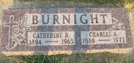 BURNIGHT, CATHERINE R. - Plymouth County, Iowa | CATHERINE R. BURNIGHT