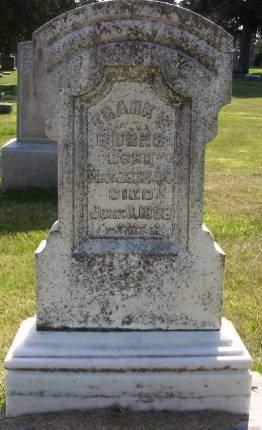 BURNS, FRANK W. - Plymouth County, Iowa   FRANK W. BURNS