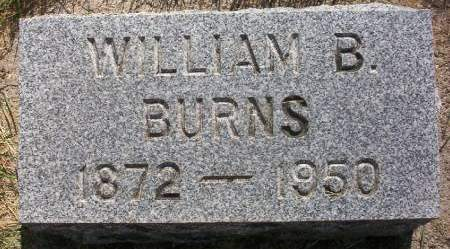 BURNS, WILLIAM B. - Plymouth County, Iowa | WILLIAM B. BURNS