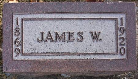 BURRILL, JAMES W. - Plymouth County, Iowa | JAMES W. BURRILL