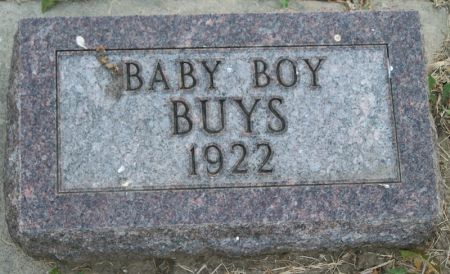 BUYS, BABY BOY - Plymouth County, Iowa | BABY BOY BUYS