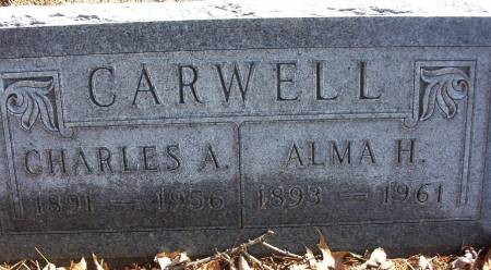 CARWELL, CHARLES A. - Plymouth County, Iowa   CHARLES A. CARWELL