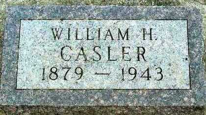 CASLER, WILLIAM H. - Plymouth County, Iowa | WILLIAM H. CASLER
