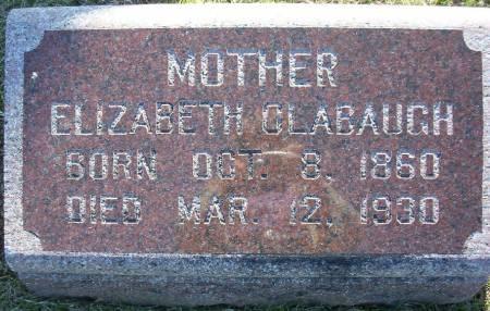 CLABAUGH, ELIZABETH - Plymouth County, Iowa | ELIZABETH CLABAUGH