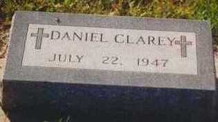 CLAREY, DANIEL - Plymouth County, Iowa | DANIEL CLAREY