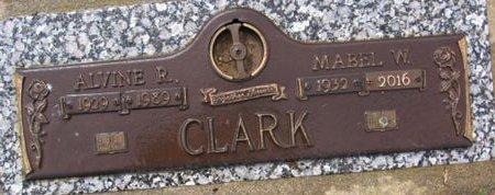 CLARK, ALVINE R. - Plymouth County, Iowa | ALVINE R. CLARK